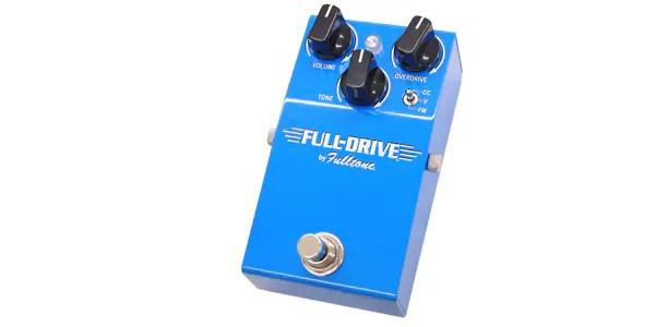 FULLTONE ( フルトーン ) / Full-Drive1
