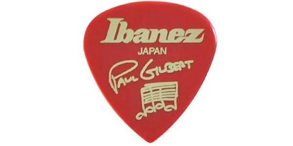 IBANEZ ( アイバニーズ ) / PAUL GILBERT PICK RED