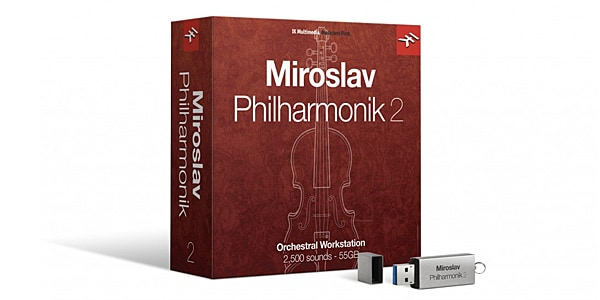 サウンドハウスIK MULTIMEDIA (アイケーマルチメディア)Miroslav Philharmonik 2オーケストラ・ブラス音源 ¥65,664円送料無料