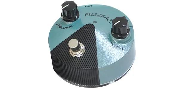 JIM DUNLOP ( ジムダンロップ ) / FFM3 Fuzz Face Mini Hendrix