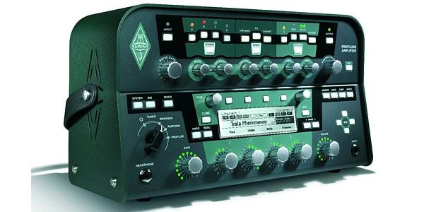 Kemper Profiling Amplifier ( ケンパープロファイリングアンプリファイヤー ) / POWER HEAD + REMOTE