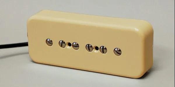 サウンドハウス - LINDY FRALIN ( リンディーフレーリン )  P-90 SOAPBAR NECK CREAM 2 Conductor ¥10,800(税抜) (¥11,880 税込)