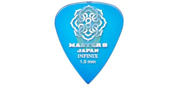 MASTER 8 JAPAN / INFINIX TEARDROP HARD GRIP
