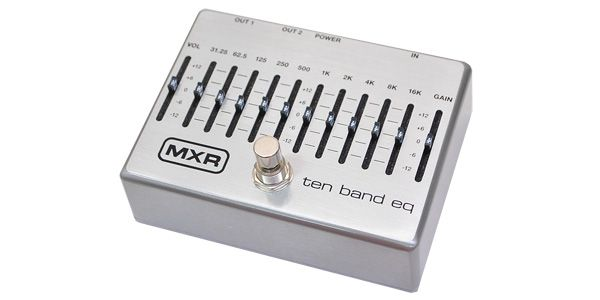 MXR ( エムエックスアール ) / M108S 10 Band Graphic EQ