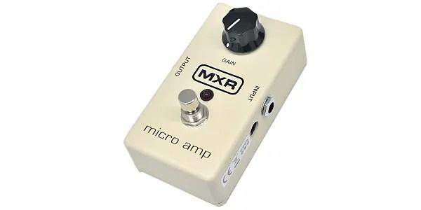MXR ( エムエックスアール ) / M133 Microamp