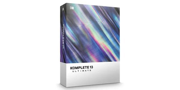 「Native Instruments ( ネイティブインストゥルメンツ ) / KOMPLETE 13 ULTIMATE」をサウンドハウスで見る