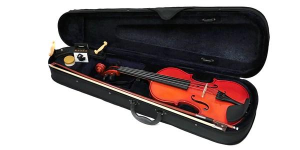 PLAYTECH ( プレイテック ) / PVN244 バイオリン 4/4 【5,280円~!】安いヴァイオリン特集!バイオリンが1万円以下から買える!安いので始めてみたい・初心者にオススメ!【アコースティック・エレキヴァイオリン】