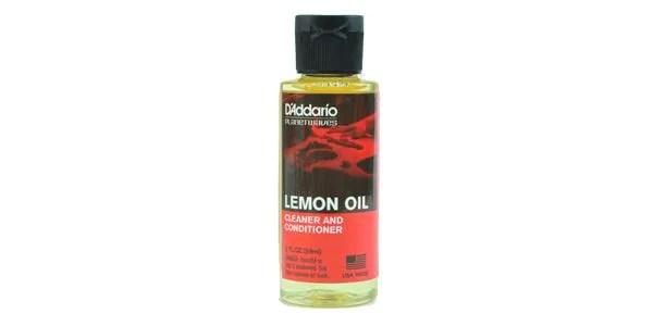 1本で十分長持ち。高級品で無くて十分では PLANET WAVES ( プラネットウェイブス ) / Lemon Oil