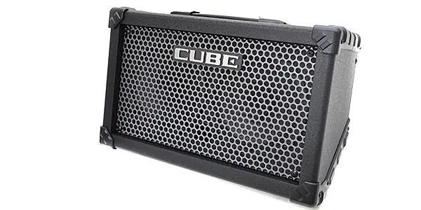 ROLAND ( ローランド ) / CUBE Street ギターアンプ 電池駆動