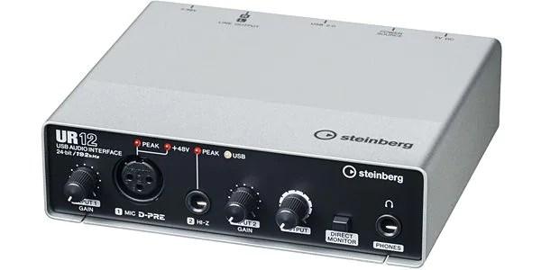 STEINBERG ( スタインバーグ ) / UR12 USBオーディオインターフェイス