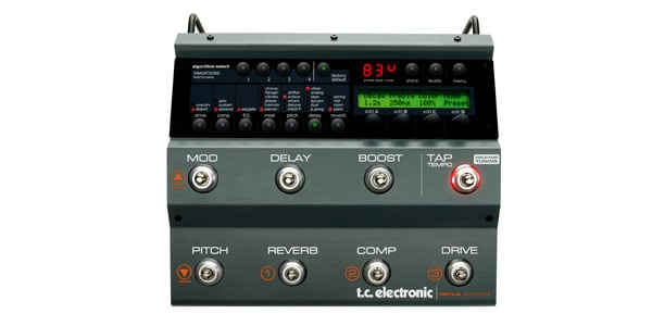 TC ELECTRONIC ( ティーシーエレクトロニック ) / NOVA SYSTEM