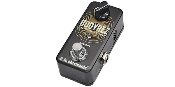 TC ELECTRONIC ( ティーシーエレクトロニック ) / BodyRez アコースティック・ピックアップ・エンハンサー