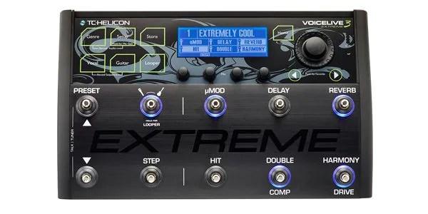 TC HELICON ( ティーシーヘリコン ) / VoiceLive 3 Extreme