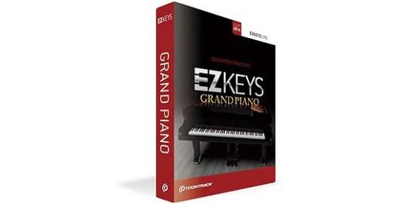 TOONTRACK ( トーントラック ) / EZ KEYS - GRAND PIANO