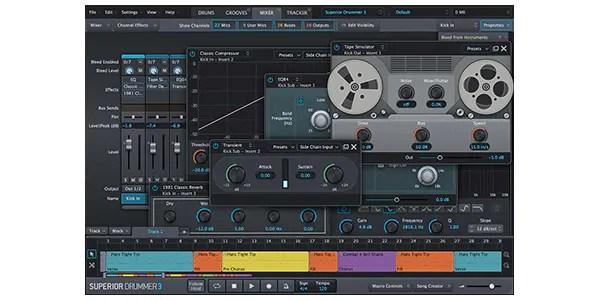 「TOONTRACK ( トゥーントラック ) / SUPERIOR DRUMMER 3 ソフトウェア・ドラム音源」をサウンドハウスで見る