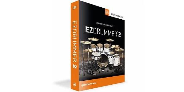 「TOONTRACK ( トゥーントラック ) / EZ DRUMMER 2 ソフトウェアドラム音源」をサウンドハウスで見る