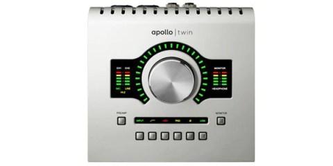 APOLLO TWIN USB接続オーディオインターフェイス¥94,791 税込