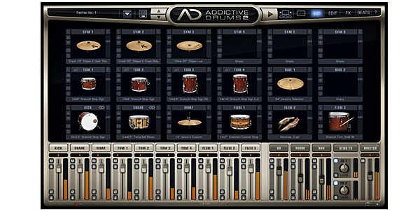 XLN AUDIO / Addictive Drums2