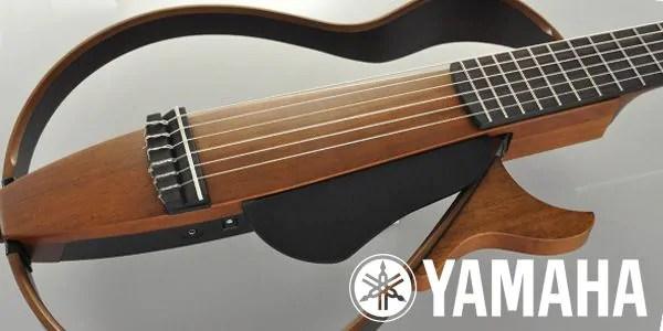 サウンドハウスで詳細を見る YAMAHA / SLG200N NT クラシックギタータイプ
