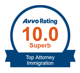 Immigration Lawyer Greg McLawsen - Rated 10