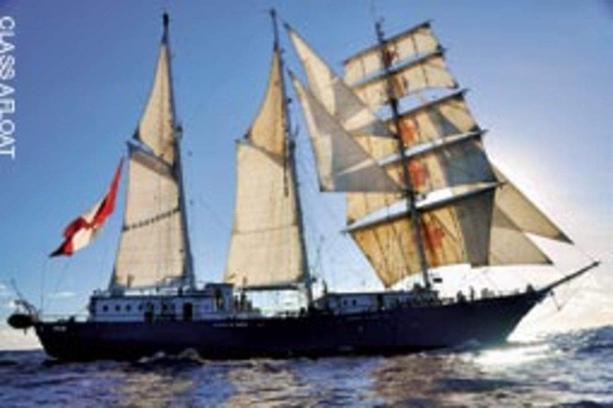 Questions Raised In Tall Ship Sinking