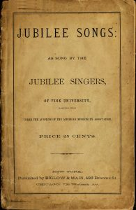 Jubilee Songs cover image