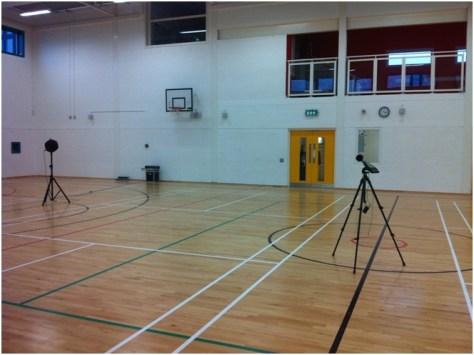 Sports Hall Reveberation