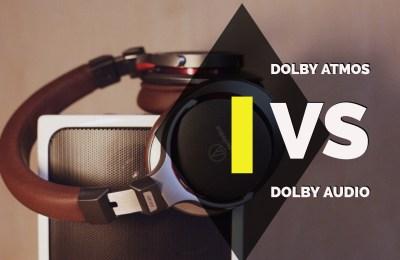 Dolby Audio Vs Dolby Atmos