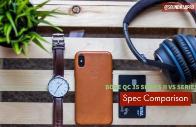 Bose QC 35 Series II vs Series I