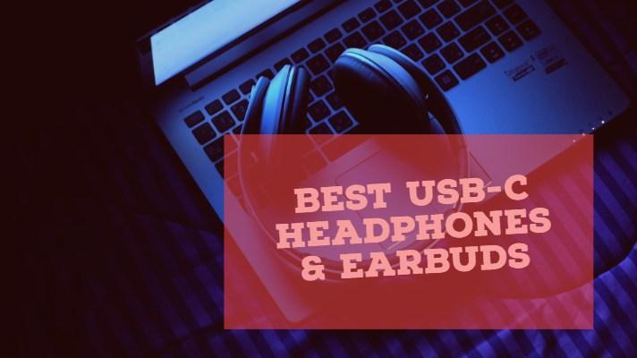 Best Noise Canceling USB Type C Earphones
