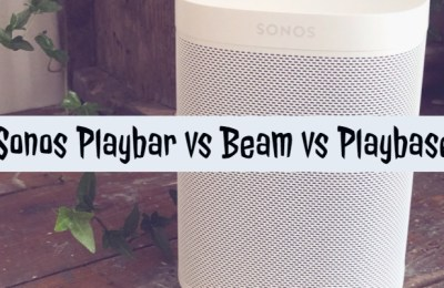 Sonos Playbar vs Beam vs Playbase