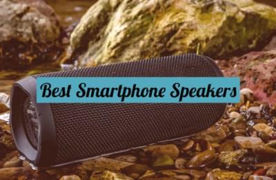 Best Smartphone Speakers