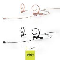 DPA d:fine 66 and 88 Headset Mics