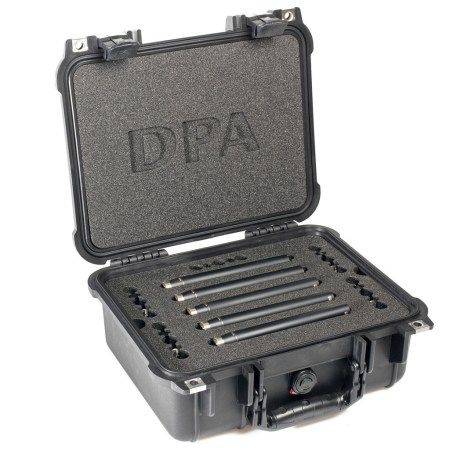 DPA d:mension 5006A Surround Mic Kit Case