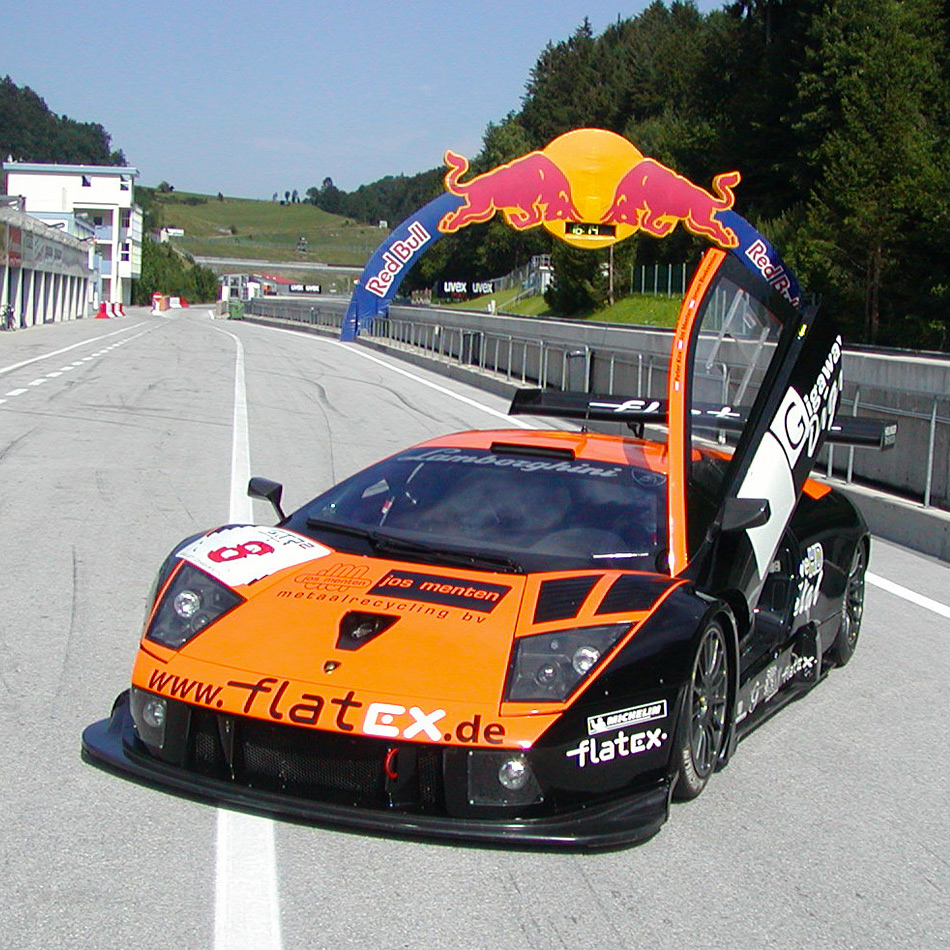 Recording A Lamborghini Murcielago With Eight Mics Sound Network