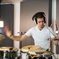 Joao Caetano DPA Mics Percussion