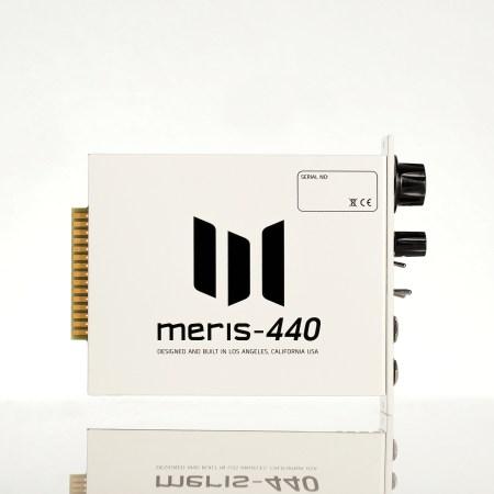 Meris 440 Mic Pre - Left