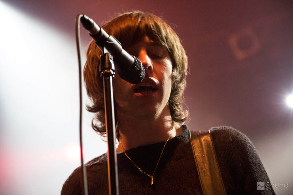 Catfish and the Bottlemen with DPA d:facto II Mic