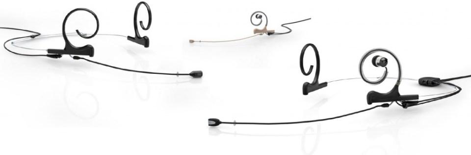 DPA d:fine Headsets New