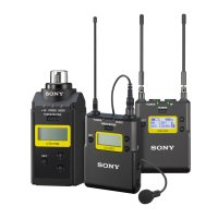 Sony UWX-D16 Two-Channel Wireless Package