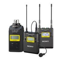 Sony UWX-D16 Two-Channel Wireless Package