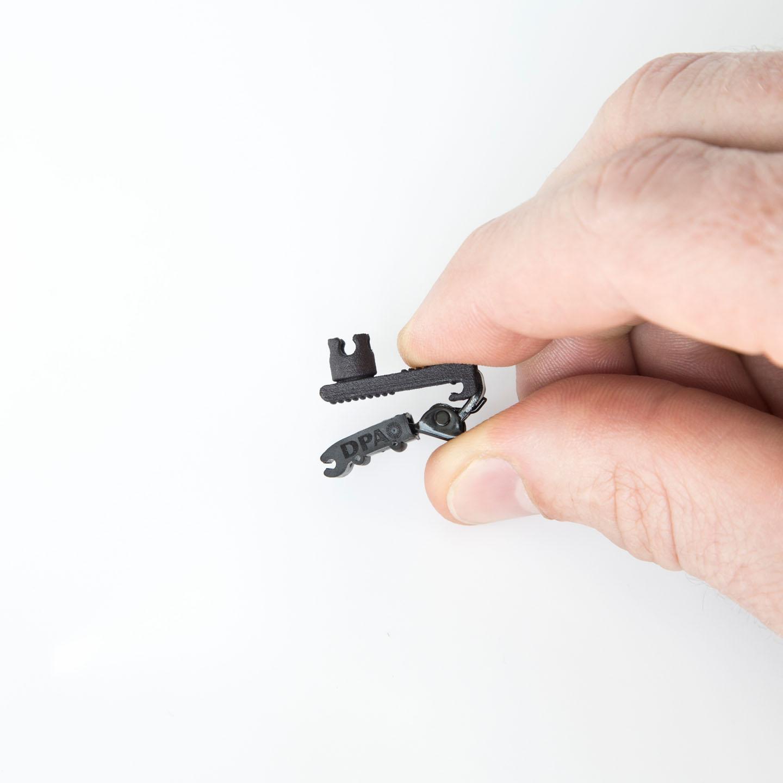 DPA SCM0013-B Lav Clip side - Open