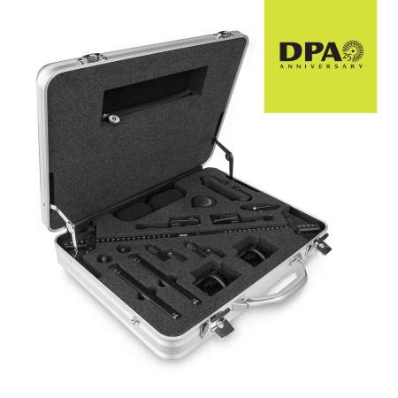 DPA AK3511A 25th Anniversary Stereo Kit