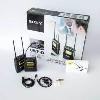 Sony UWP-D11 + DPA 4080 Lavalier Kit