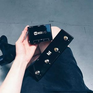 Meris MIDI over TRS Switch