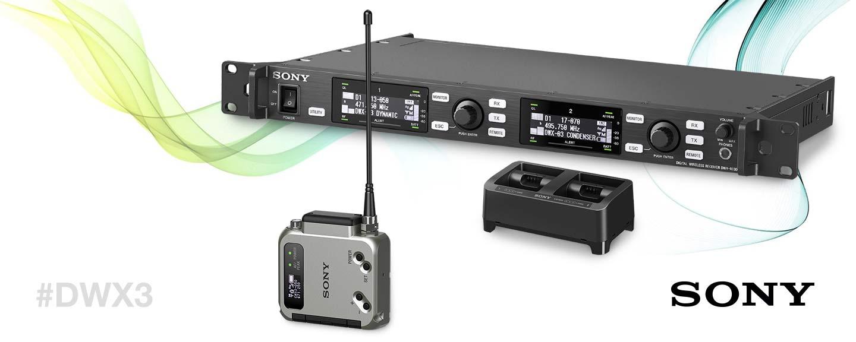 Sony DWX 3rd Generation Digital Wireless