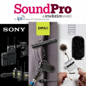 SoundPro 2017 Exhibition