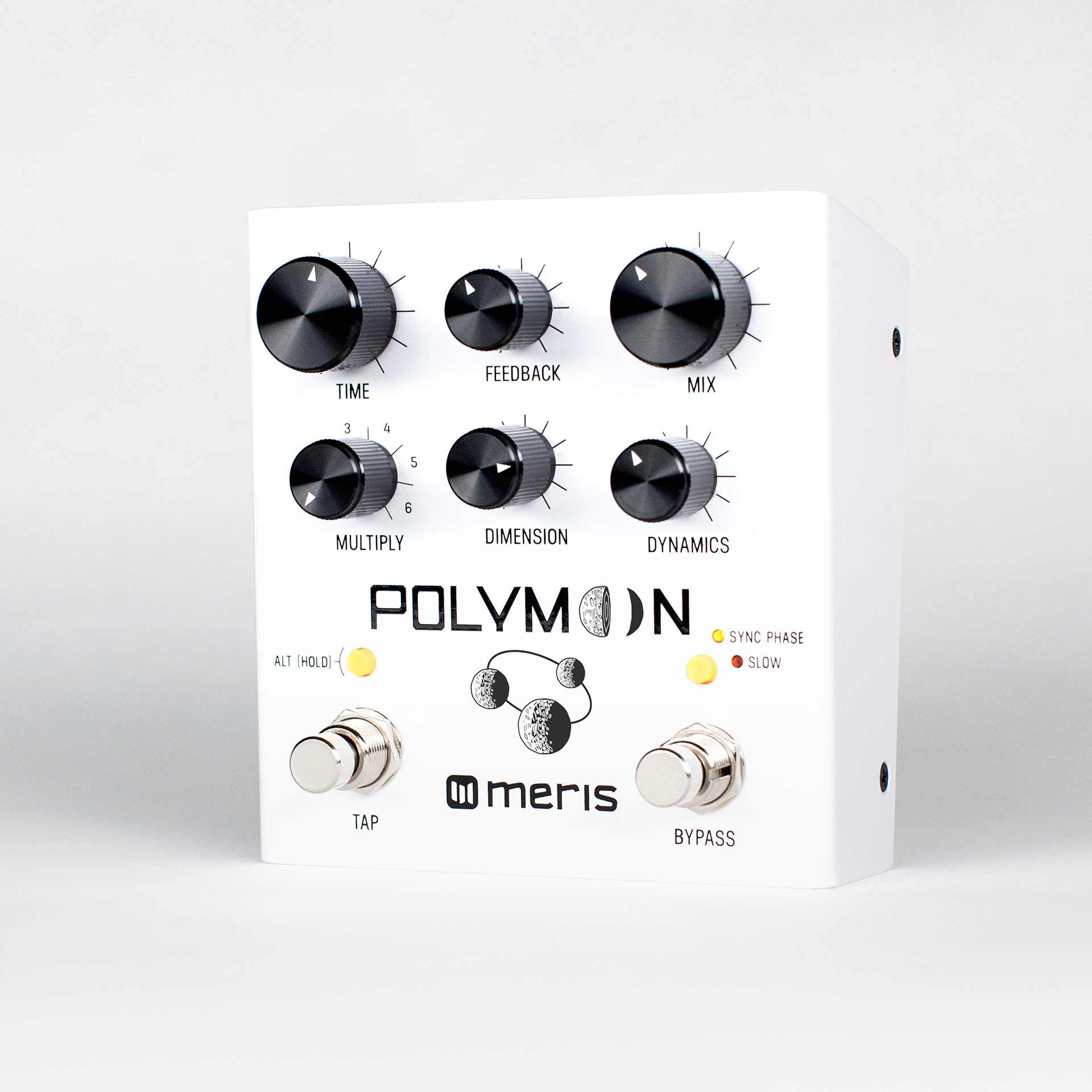 Meris Polymoon delay pedal 3-4