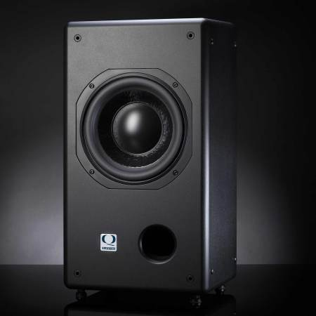 Quested SB10R Subwoofer - Vertical positioning