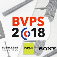 BVPS2018 with DPA, Sony and Bubblebee